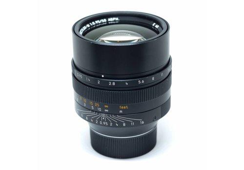 Leica 50mm f/0.95 Noctilux