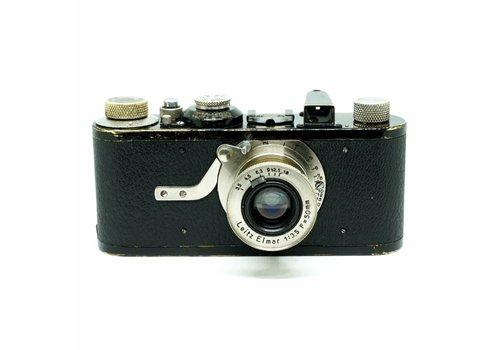Leica I (1) + 5cm f/3.5 Elmar