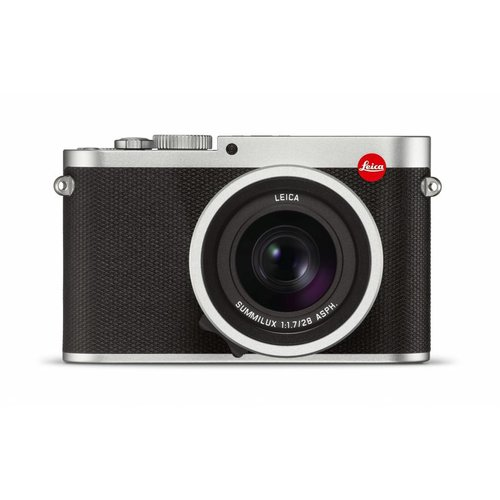 Leica Q Silver Anodised