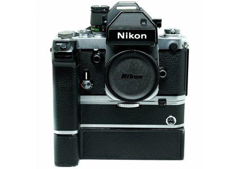 Nikon F2S + MD2 + MB1