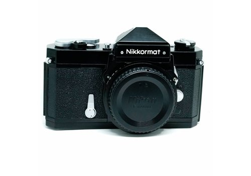Nikon Nikkormat FT Black