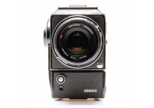 Hasselblad 500ELX + 80mm f/2.8 Plannar