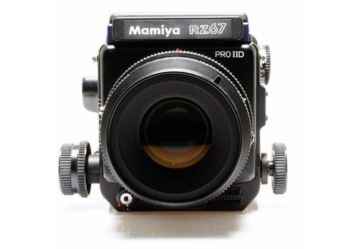 Mamiya RZ67 Pro11D+127mm f3.5,grip,back,hood