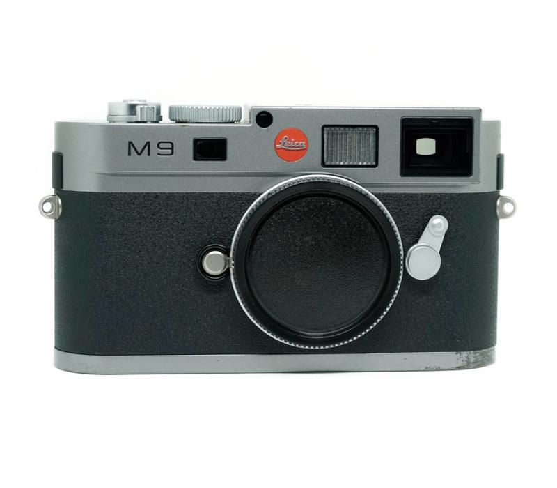M9 Steel Grey
