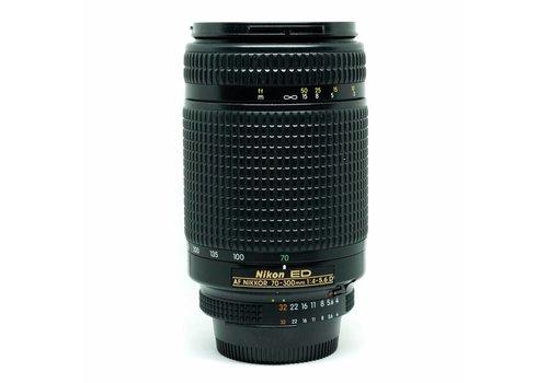 Nikon 70mm-300 f/4-5.6 AF D ED