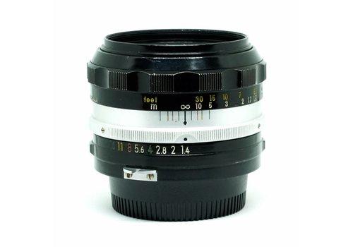 Nikon Nikkor-SC Auto 50mm f1.4