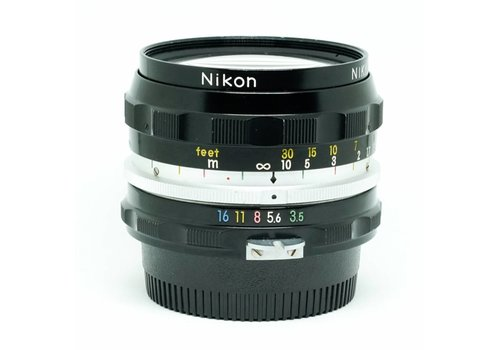 Nikon Nikkor - H f28mm f3.5