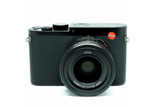 Leica Q (Typ 116) with Leica Leather Protector