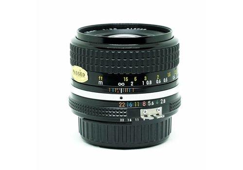 Nikon 35mm f/2.8 NAI