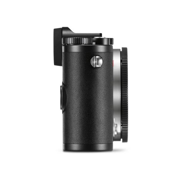 CL, black anodized finish