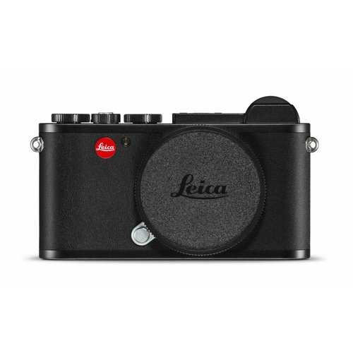 Leica CL, black anodized finish