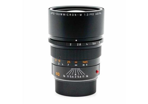 Leica 90mm f2.0  APO - Summicron ASPH