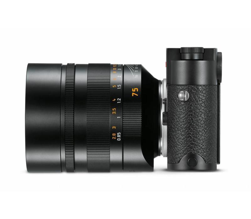 NOCTILUX-M 75 f/1.25 ASPH.