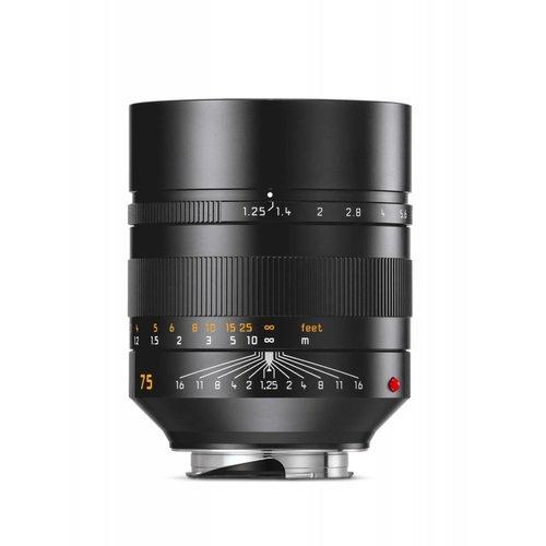 Leica NOCTILUX-M 75 f/1.25 ASPH.