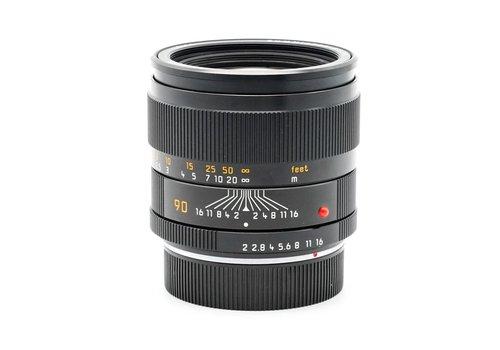 Leica 90mm f/2 Summicron - R