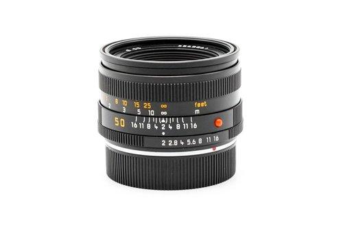 Leica 50mm f/2.0 Summicron - R (ROM)