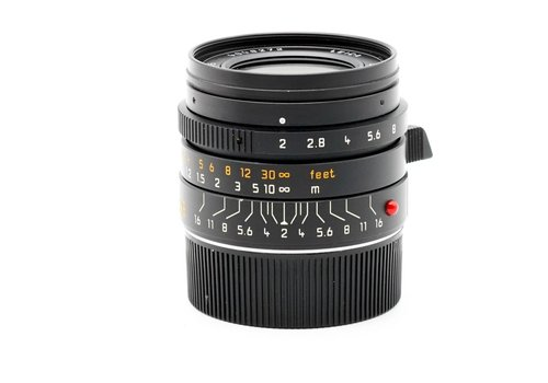 Leica 28mm f/2.0 Summicron ASPH (6BIT)