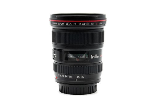 Canon 17-40mm f/4 L USM