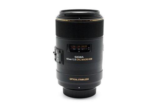 Sigma EX 105mm f2.8 DG Macro HSM (Nikon)