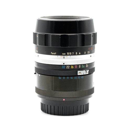 Nikon 55mm f3.5 Micro Nikkor