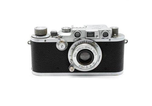 Leica IIIb + 5cm (50mm) f/3.5 Elmar