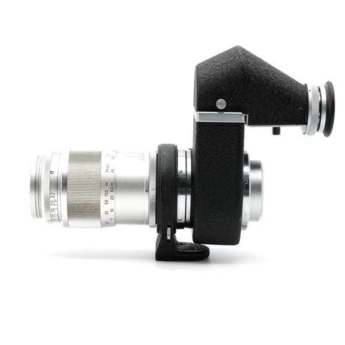 Leica Visoflex II  + 135mm f/4.5 Hector