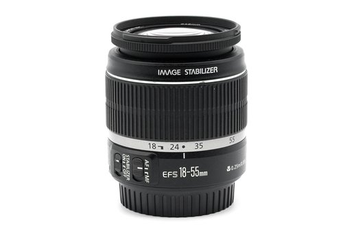 Canon EF-S 18-55mm f/3.5-f5.6