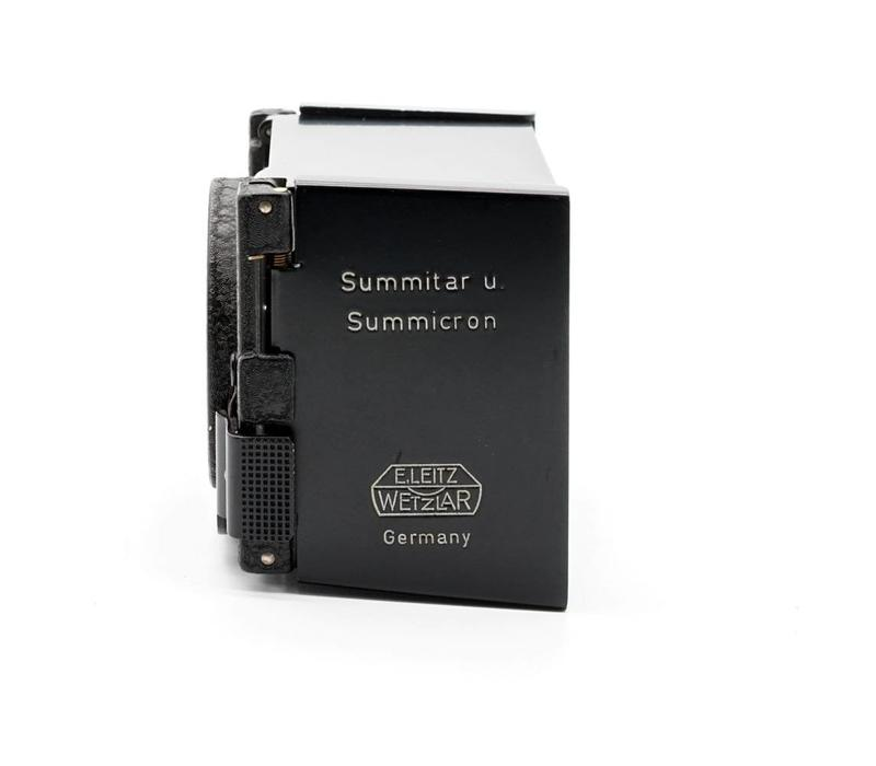 SOOFM Folding Lenshood For 5cm Summicron/Summitar