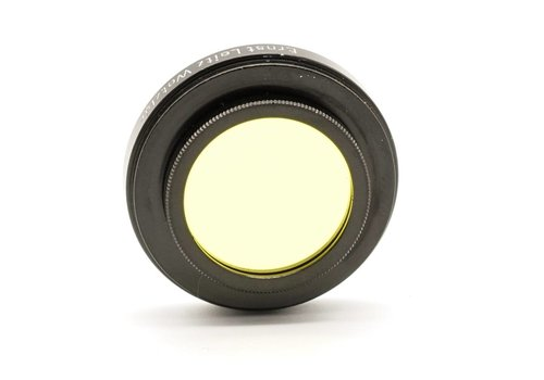 Leica FILBY Yellow filter for 5cm f/3.5 Summar