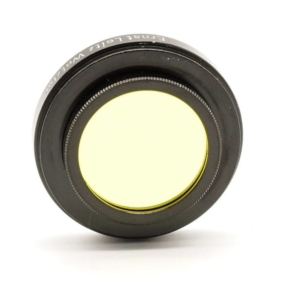 FILBY Yellow filter for 5cm f/3.5 Summar