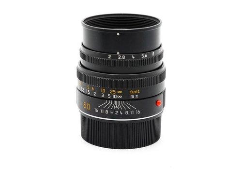 Leica 50mm f/2.0 Summicron M (6BIT)
