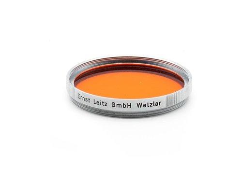 Leica E39 Orange (silver)