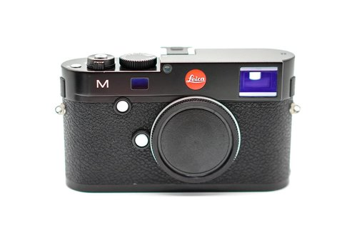 Leica M  (Typ 240), black paint finish