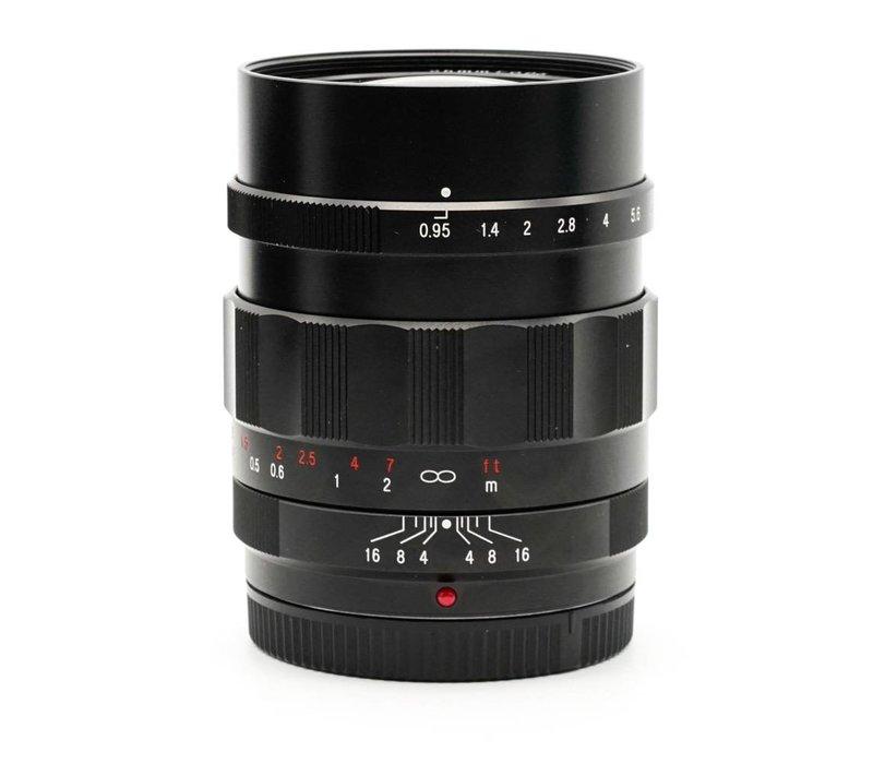 25mm f/0.95 Nokton Micro 4/3