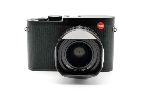Leica Q (Typ 116), black + Spare Battery