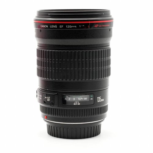 Canon 135mm f/2 EF L