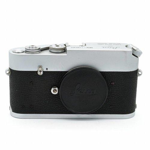 Leica MDa Silver Chrome