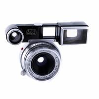 Leica M3 Silver Chrome (Double Stroke)