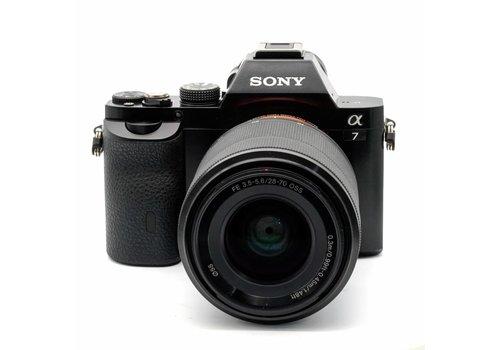 Sony A7 + FE 28-70mm f/3.5-5.6 OSS