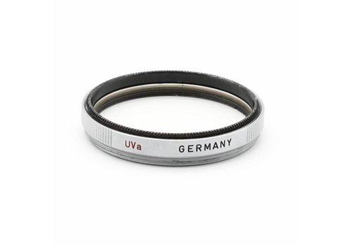 Leica E39 UVa Silver Chrome