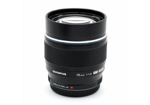 Olympus ED 75mm f1.8 (150mm Equivalent)