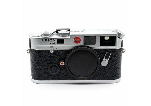 Leica M6 Classic Silver Chrome