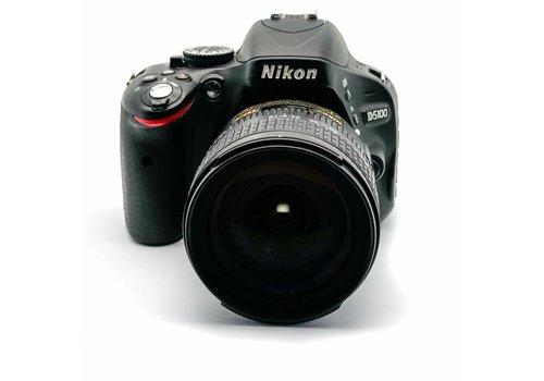 Nikon D5100 + DX18-70mm f/3.5-4.5 G ED