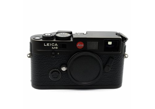 Leica M6 TTL Black Chrome (0.58Viewfinder)