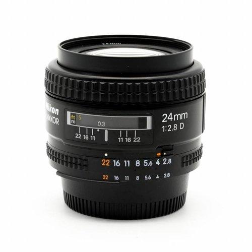 Nikon 24mm f/2.8 D