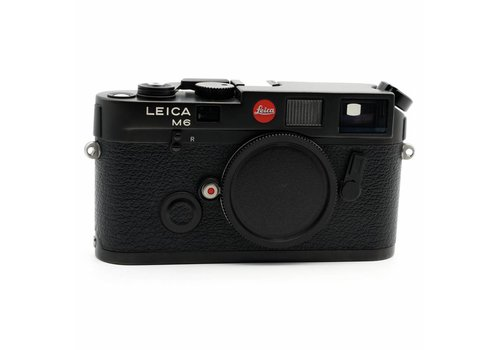 Leica M6 Black Chrome 'Solms Version' (0.72 Viewfinder)