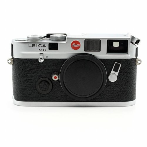 Leica M6 Silver Chrome 'Solms Version' (0.72 Viewfinder)
