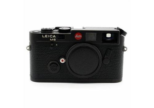 Leica M6 Classic Black Chrome (Wetzlar)