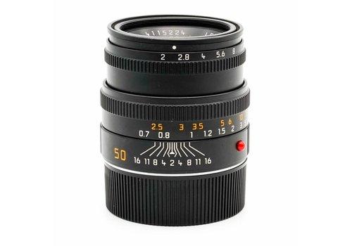 Leica 50mm f/2 Summicron  (6BIT) x358