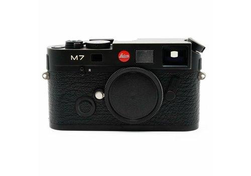 Leica M7 Black Chrome x358